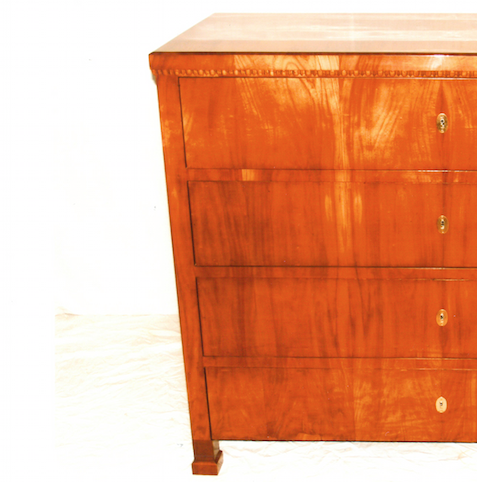 Cherry Wood Chest of Drawers – Kostelec nad Orlicí Chateau 1835